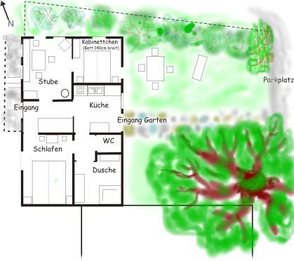 ferienhaus bauernh uschen. Black Bedroom Furniture Sets. Home Design Ideas